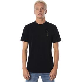Rip Curl K-Fish Art Camiseta Hombre, black
